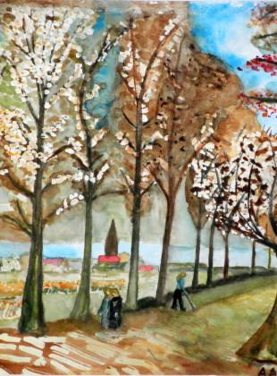 Bomenlaan
