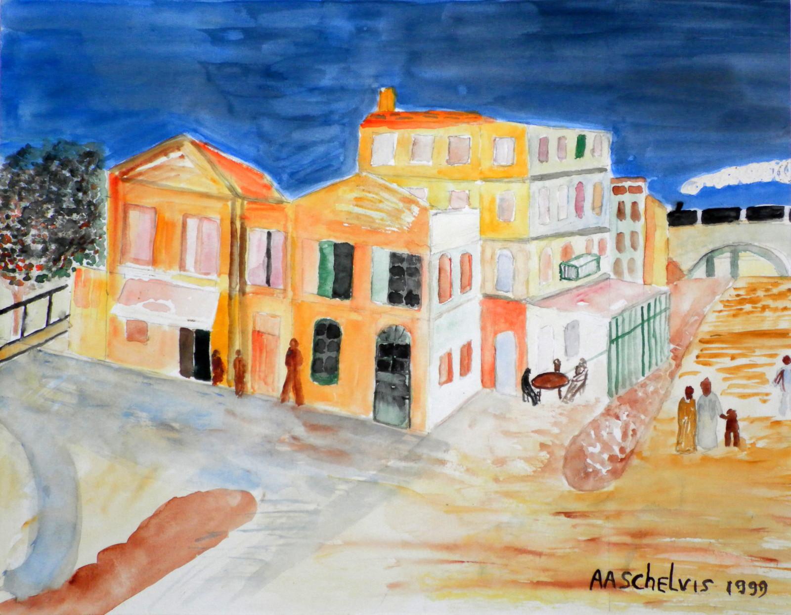 Centrum Arles